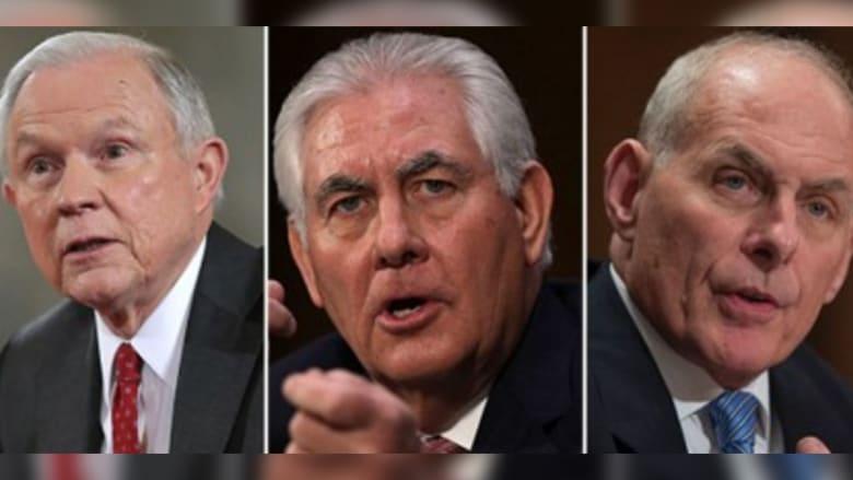 ترامب ضد حكومته.. ظهور انشقاقات جديدة حول روسيا وحظر المسلمين والتعذيب