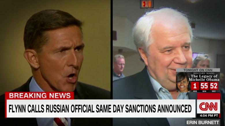 """سناتور لـCNN: اتصال مستشار ترامب للأمن القومي بروسيا """"مريب للغاية"""""""