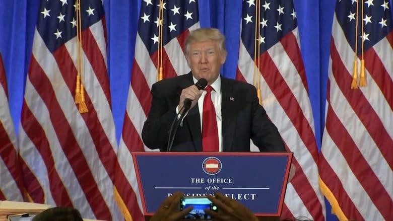 """""""هيومن رايتس ووتش"""": ترامب يشكل تهديداً عالمياً"""