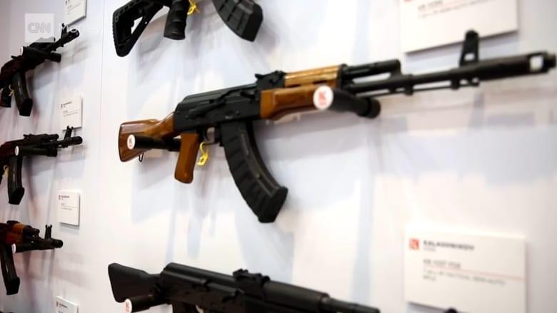 بالفيديو: كلاشينكوف أمريكا ستبدأ بيع Ak-47 الأمريكية في فبراير