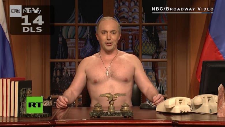 """""""بوتين"""" في SNL يتباهى بـ""""شراء أمريكا"""""""