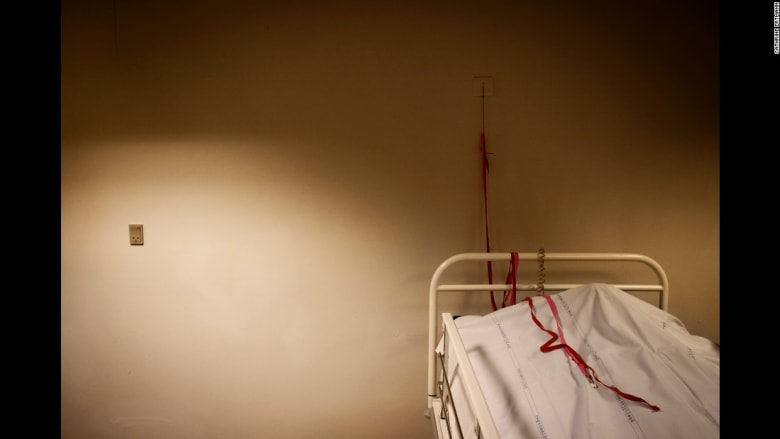 """""""عن الموت""""... مشروع دنماركي يلتقط صور ما بعد الموت"""