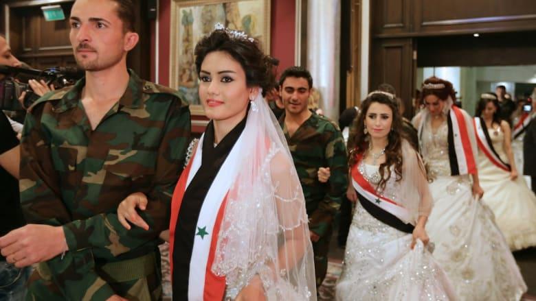 قاضي دمشق يدعو لتعدد الزوجات بسبب العنوسة.. وناشطون يسألون عن الأسد