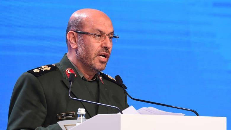 """وزير الدفاع الإيراني: مزاعم أمريكا حول تجربة صاروخية جديدة تهدف إلى إثارة """"إيرانوفوبيا"""""""