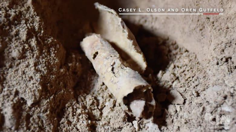 اكتشاف الكهف الـ12 في قمران وآثار لمخطوطات البحر الميت