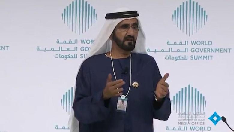 محمد بن راشد: العالم تغير ومن يريد أن يغلق على نفسه هو الخاسر
