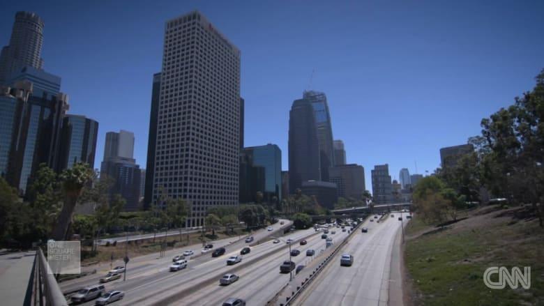 شاهد كيف تحوّل قلب لوس أنجلوس من مدينة أشباح إلى هذا