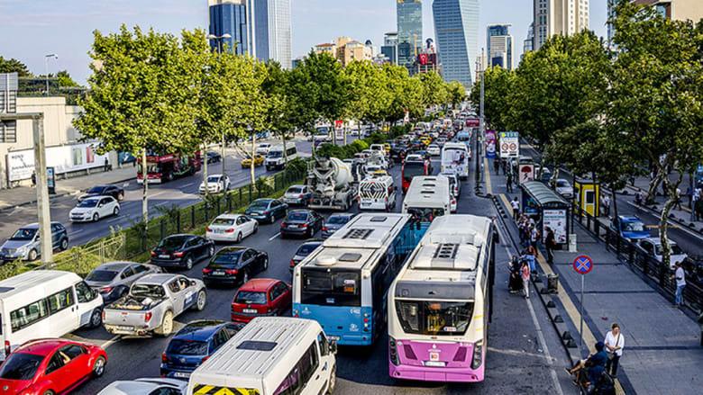 تعرّف إلى 15 مدينة تعاني من الإزدحام المروري الأسوأ