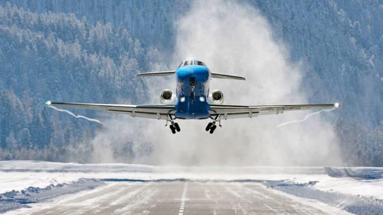في هذه المنتجعات.. الطيران قد يكون ممكناً!