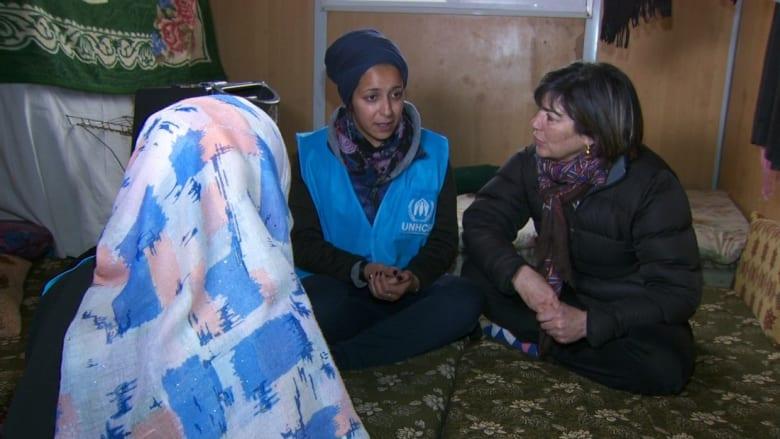 سوريات لاجئات بعمر 14 سنة.. ضحايا للزواج والاستغلال