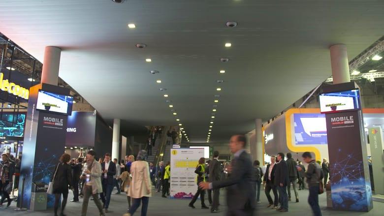 جولة سريعة في معرض MWC 2017 للهواتف