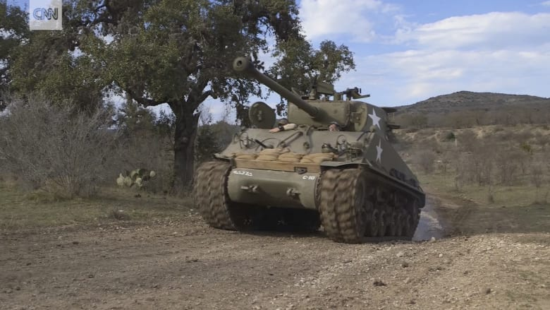 هذا المكان يتيح لك قيادة دبابة من الحرب العالمية الثانية!