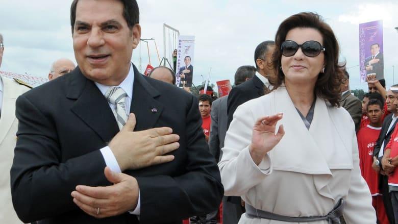 قضية ماريا كاري تؤدي إلى حكم بسجن بن علي وصهره ومسؤولين سابقين