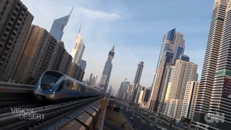 الكشف عن المستقبل بين رمال الصحراء.. كيف تطورت دبي؟