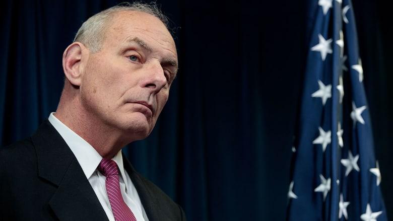 وزير الداخلية الأمريكي لـCNN بعد تعديل حظر السفر: نبحث ملف 14 دولة أخرى