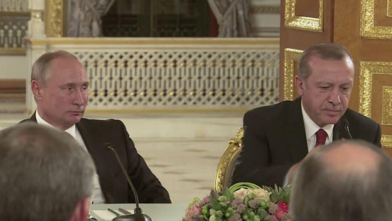 بوتين وأردوغان.. الخلافات لا تمنع تحسن العلاقات