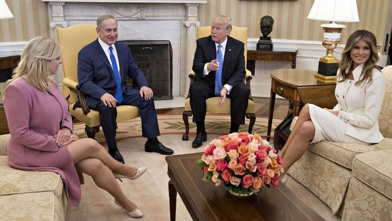 ترامب يدعو الرئيس الفلسطيني إلى زيارة البيت الأبيض