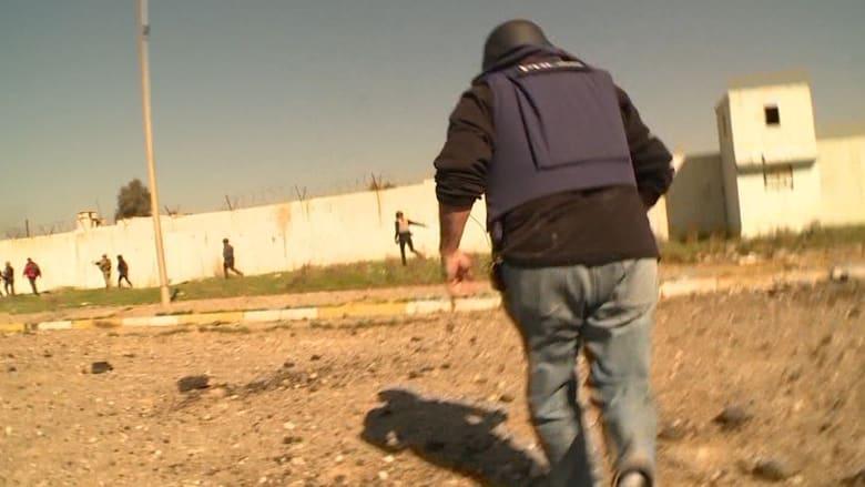 في الموصل.. المدنيون عالقون وسط النيران أو الدمار