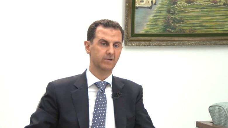 """الأسد: """"الأمريكيون جيدون في إحداث الدمار وسيئون في إيجاد الحلول"""""""
