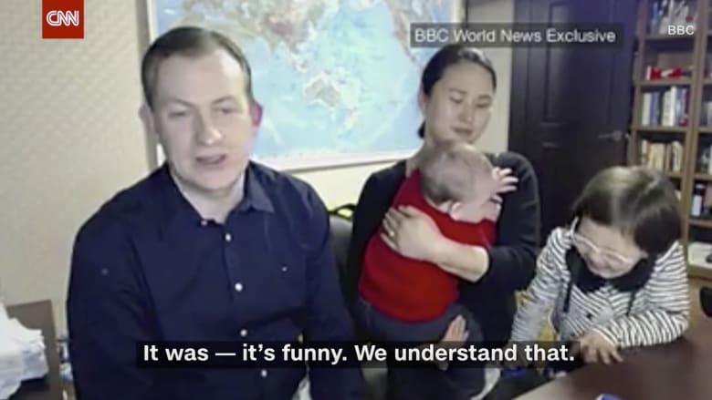 شاهد.. الأسرة التي شغلت الإنترنت في مقابلة جديدة