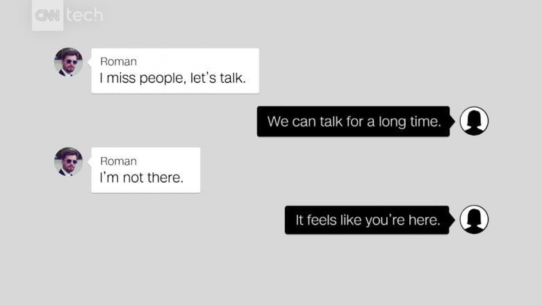 إذا كان بإمكانك التكلم مع أحبائك بعد وفاتك.. هل ستفعل ذلك؟