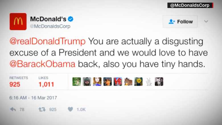 """ما هي علاقة دونالد ترامب بـ""""ماكدونالدز""""؟"""