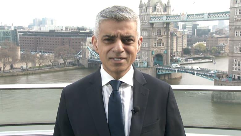 صادق خان لـCNN: منفذ هجوم لندن إرهابي حاول تدمير طريقة حياتنا وتقسيم مجتمعنا