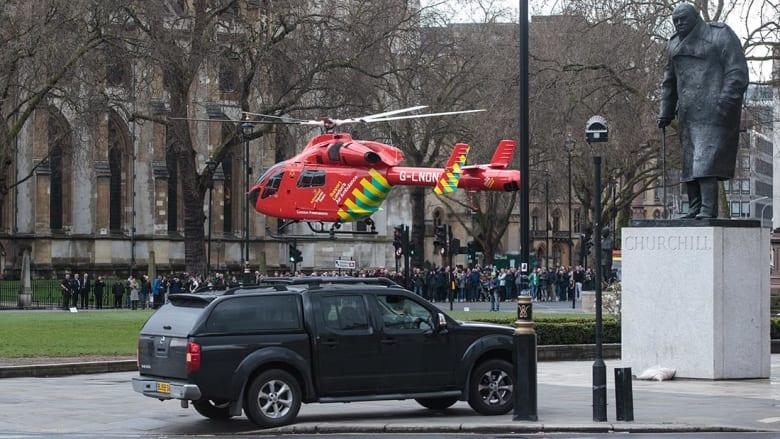 الشرطة: ثلاثة قتلى وارتفاع عدد المصابين في هجوم البرلمان البريطاني