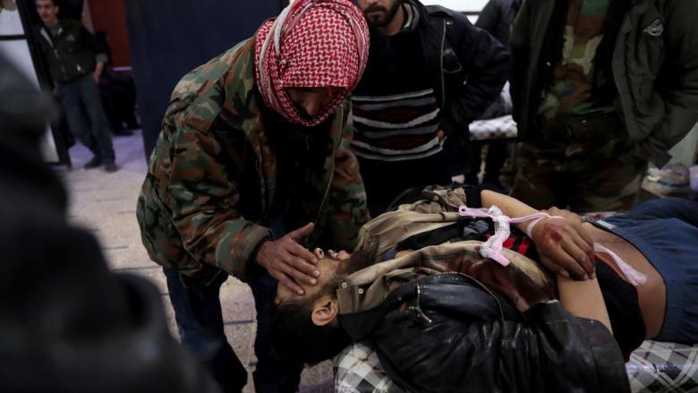 جيري ماهر لـCNN: حزب الله الخائف من ترامب منكفئ بدمشق وأسلحة جديدة بيد الثوار