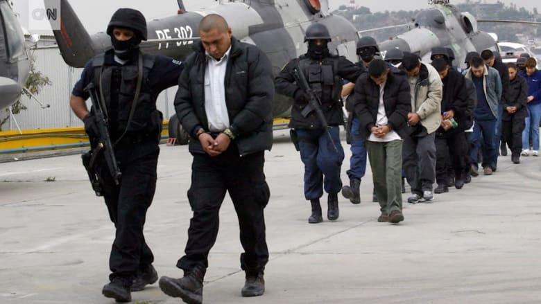 كل ما يجب أن تعرفه عن عصابات المخدرات بالمكسيك