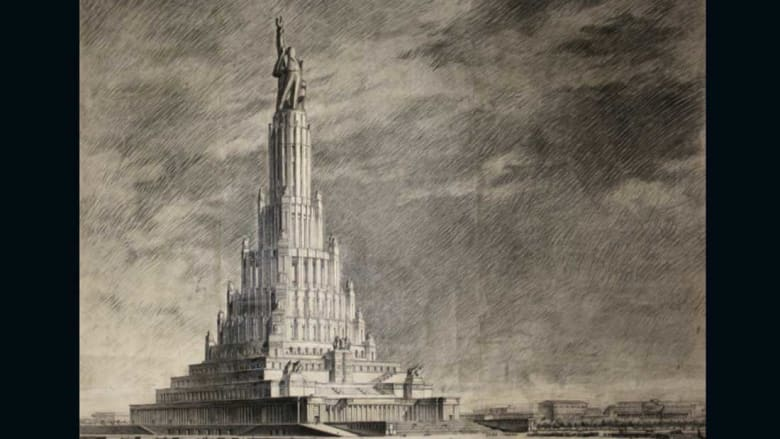 آخر صيحات العمارة: برج معلق بكويكب بالسماء.. في دبي!