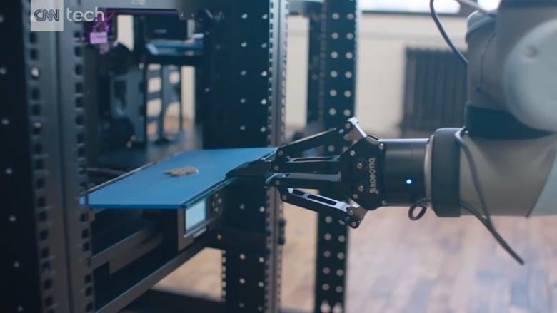 طباعة ثلاثية الأبعاد + روبوتات = مستقبل الصناعة؟