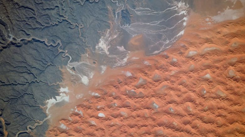 """""""ناسا"""" تنشر صوراً لأفريقيا كما لم ترها من قبل!"""
