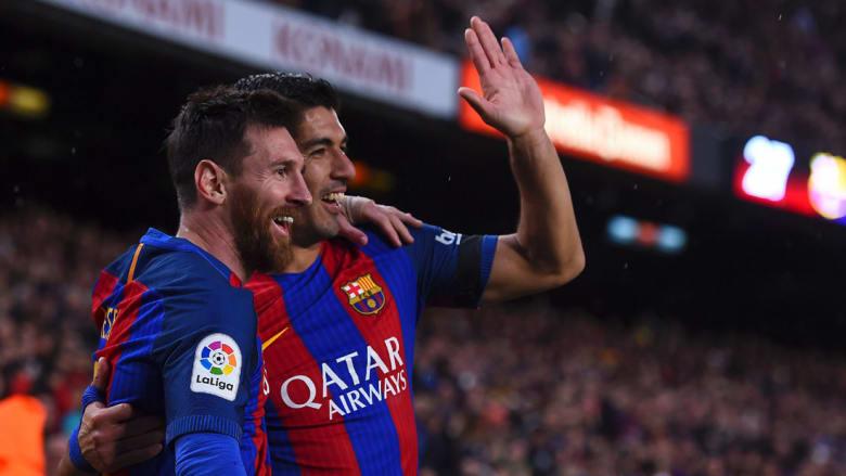 برشلونة يكتسح إشبيلية خلال 8 دقائق ويتصدر مؤقتا