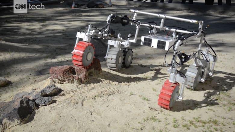 """هذه الروبوتات قد تساعد ناسا في اكتشاف """"الفضائيين"""""""