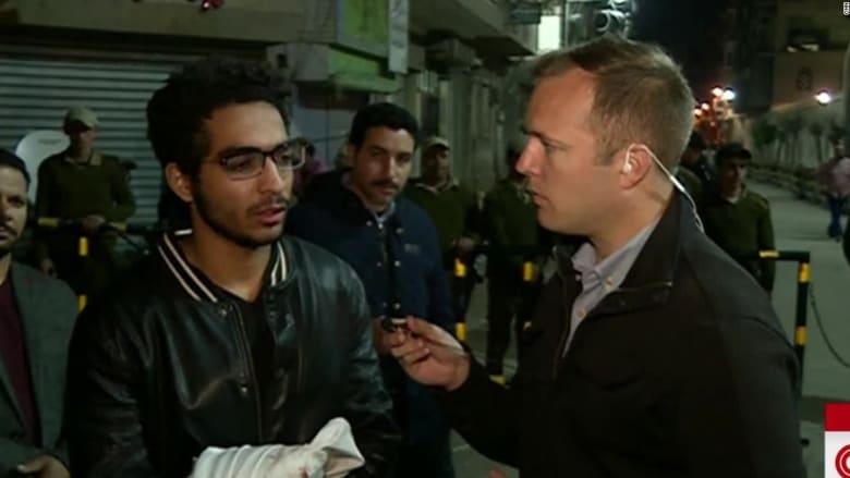 شاهد مصري: كانت الأعضاء البشرية مبعثرة في الكنيسة