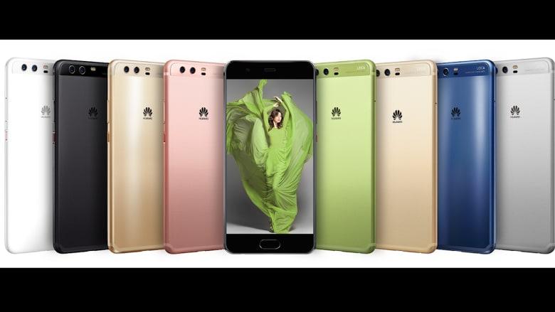 """بألوان مختلفة وتصميم جديد.. جربنا لكم.. هاتف هواوي """"P10"""""""