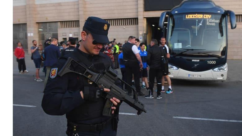 بالصور...محرز وسليماني يطمحان لإسقاط أتلتيكو مدريد