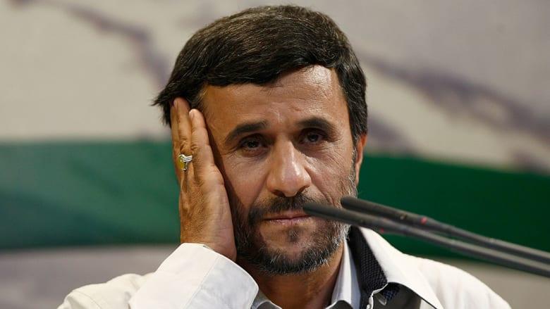 نجاد يترشح لرئاسة إيران مجددا في زمن التوتر مع ترامب