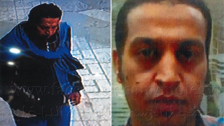 الداخلية المصرية تعلن هوية منفذ تفجير الكنيسة المرقسية.. وترصد مكافأة لملاحقة 19 هاربا