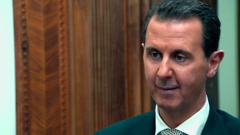 الأسد: هجوم خان شيخون مفبرك ولم نستخدم الأسلحة الكيماوية أبداً