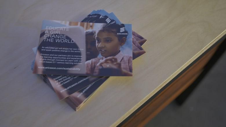 """كيف تستخدم """"إريكسون"""" التكنولوجيا لتطوير المجتمعات النامية؟"""
