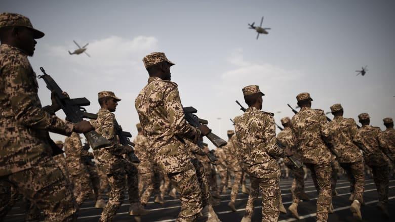 التحالف العربي: مقتل ضباط إثر سقوط مروحية سعودية في مأرب اليمنية