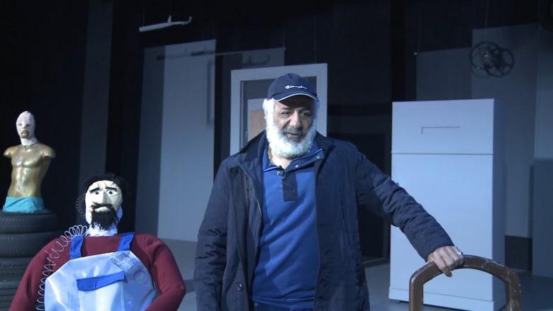 """أيمن زيدان """"يختطف جمهوره من وجع الحرب"""": آن الأوان أن نقدم الفن الصعب"""