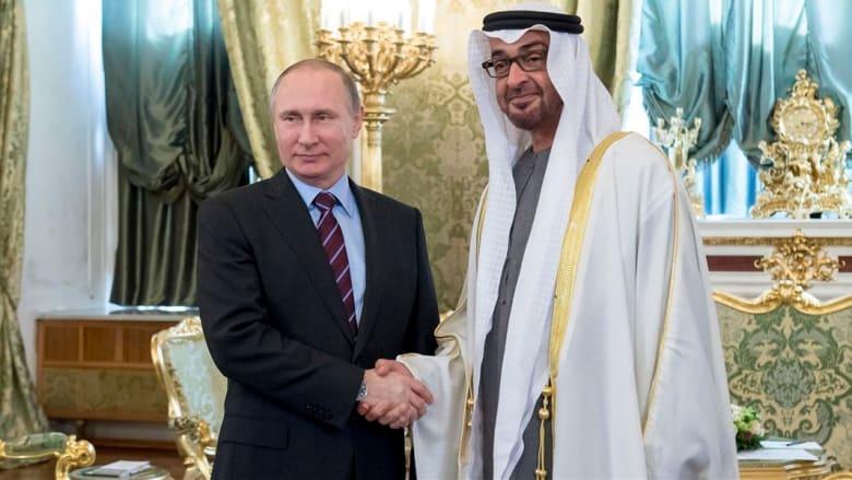 """روسيا: الإمارات استثمرت في اقتصادنا أكثر من مليار دولار.. ونبحث تزويدها بالعشرات من مقاتلات """"SU-35"""""""