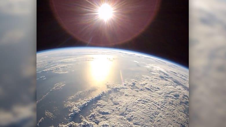شاهد المنظر المذهل للأرض من مهمة سبيس إكس التاريخية في الفضاء