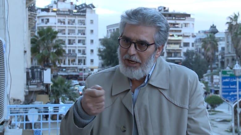 """عبّاس النوري.. """"ترجمان الأشواق"""" لـCNN بالعربية من دمشق"""