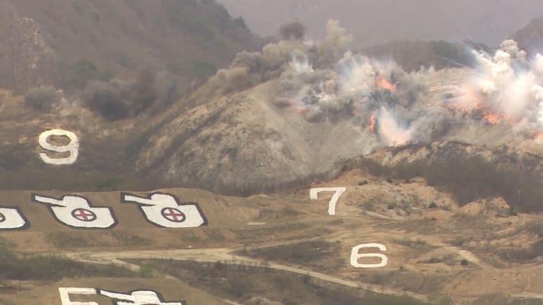 مناورات بين أمريكا وكوريا الجنوبية تثير غضب جارتها الشمالية