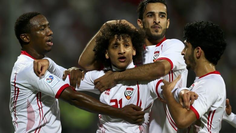 """""""عموري"""" أفضل لاعب كرة قدم عربي في استفتاء CNN بالعربية"""