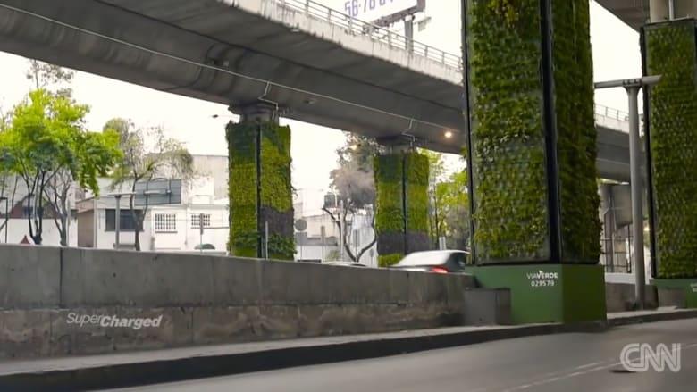 هل تصلح هذه التقنية المبتكرة لحل مشكلة التلوث في المدن؟